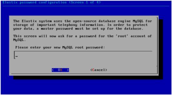 Установка пароля для других служб